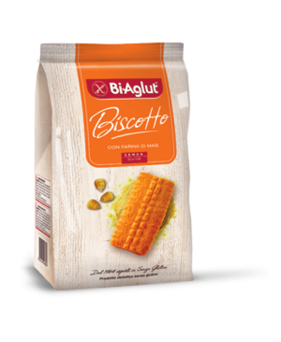 Biaglut Biscotti Senza Glutine 180g - Farmawing