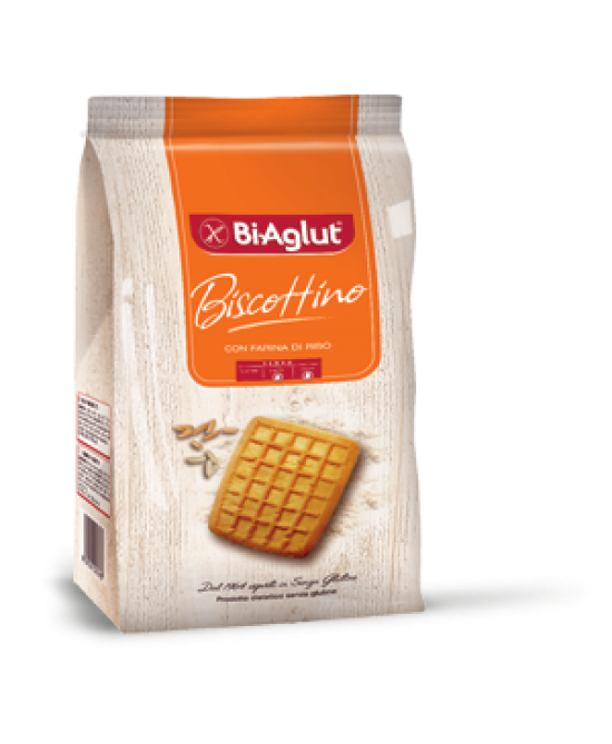 Biaglut Biscottini Senza Glutine 200g - Farmabellezza.it