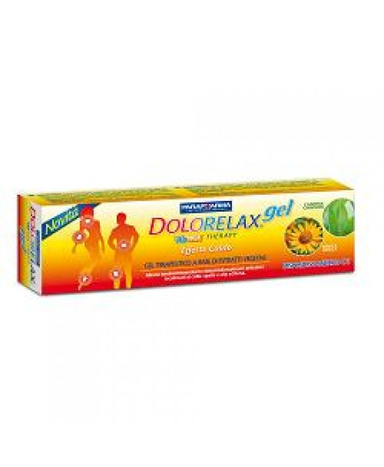 Dolorelax Gel Effetto Caldo 75 - Farmastar.it