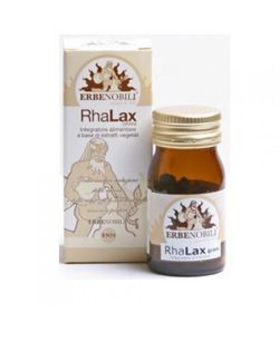 Erbenobili Rhalax Grani Integratore Benessere Intestinale 25 g