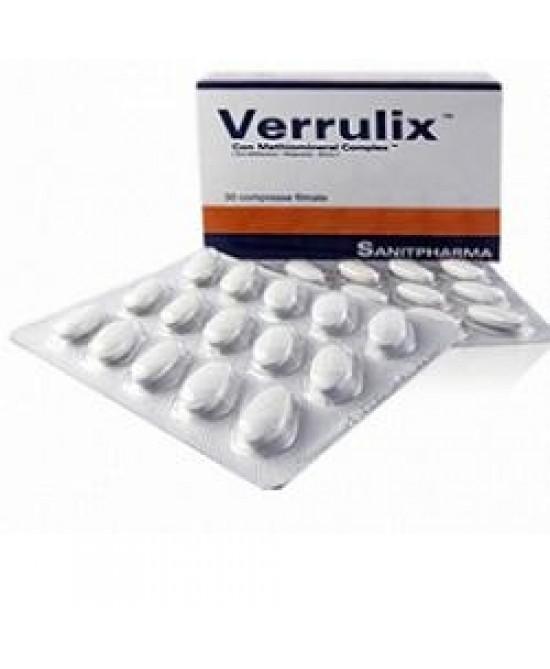 Verrulix 30cpr - Farmapage.it
