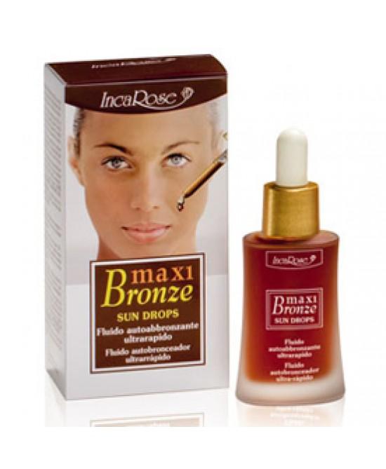 Incarose Maxi Bronze Sun Dr 30