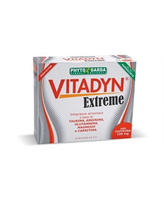 Phyto Garda Vitadyn Extreme Integratore Alimentare 10 Bustine - Spacefarma.it