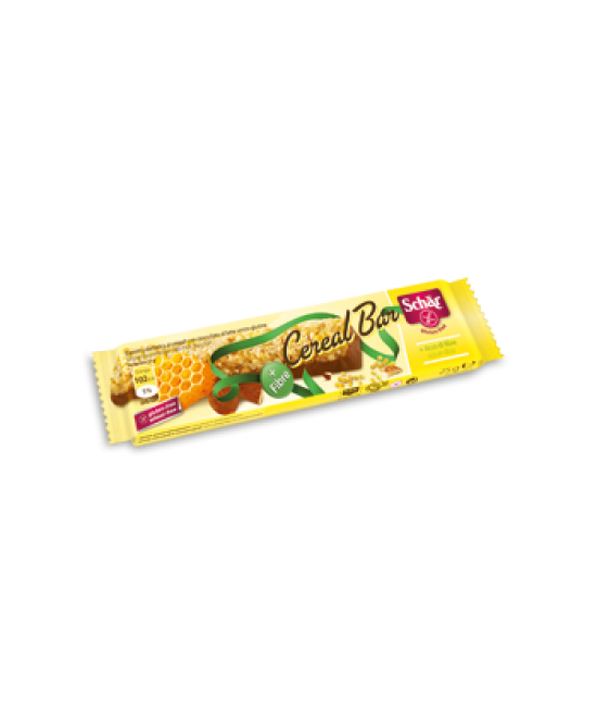 Schar Cereal Bar Barretta Dietetica Ai Cereali Con Cioccolato Al Latte Senza Glutine 25g - Zfarmacia