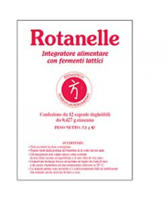 Rotanelle 12cps - Farmawing