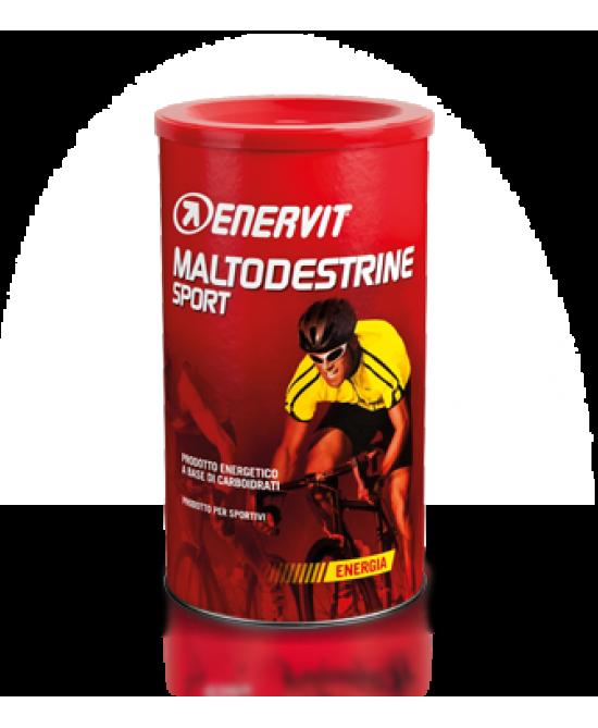 Enervit Maltodestrine Sport Integratore Alimentare 450g - Farmacistaclick