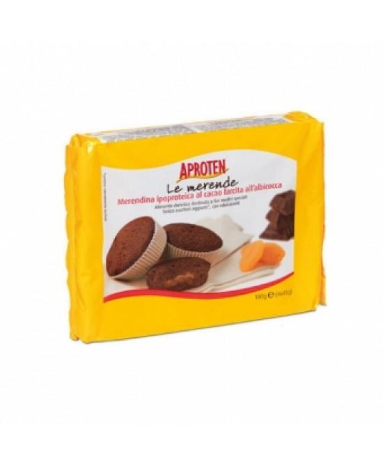 Aproten Merendina Al Cacao E Albicocca Ipoproteica Senza Zucchero 180g - Zfarmacia