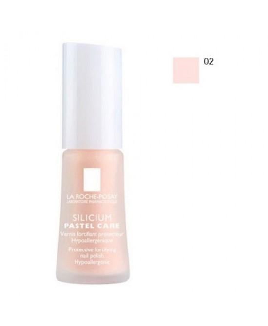 La Roche-Posay Silicium Pastel Care Smalto Protettivo 02 Rose - farma-store.it