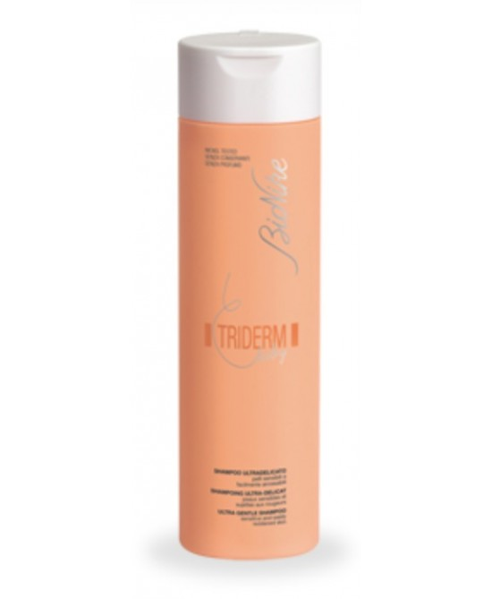 BioNike Triderm Baby Shampoo Ultradelicato 200ml - farma-store.it