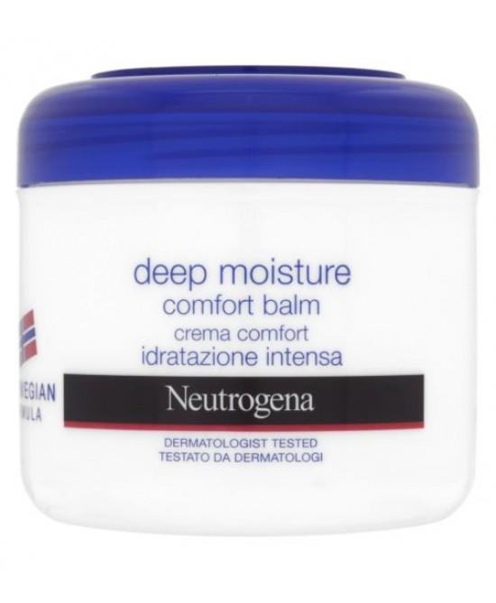 Neutrogena Crema Comfort Idratazione Intensa Viso e Corpo 300 ml