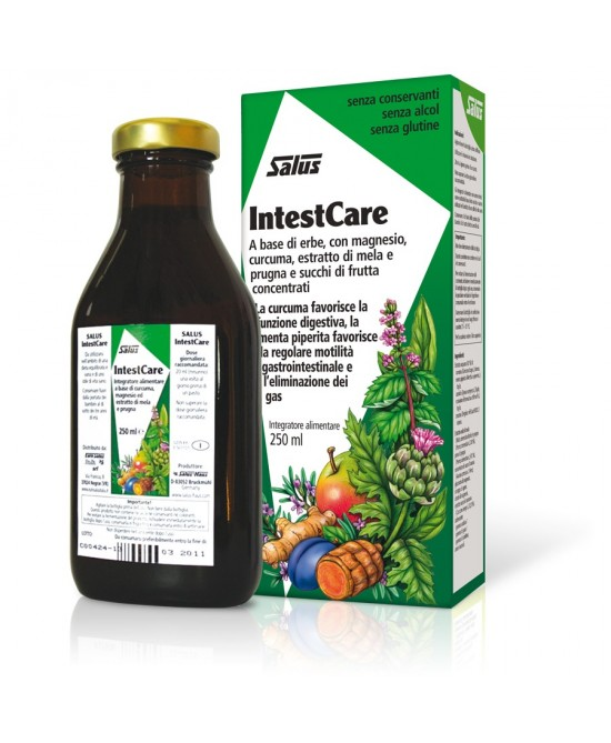 Salus Haus IntestCare Liquido 250ml - Sempredisponibile.it