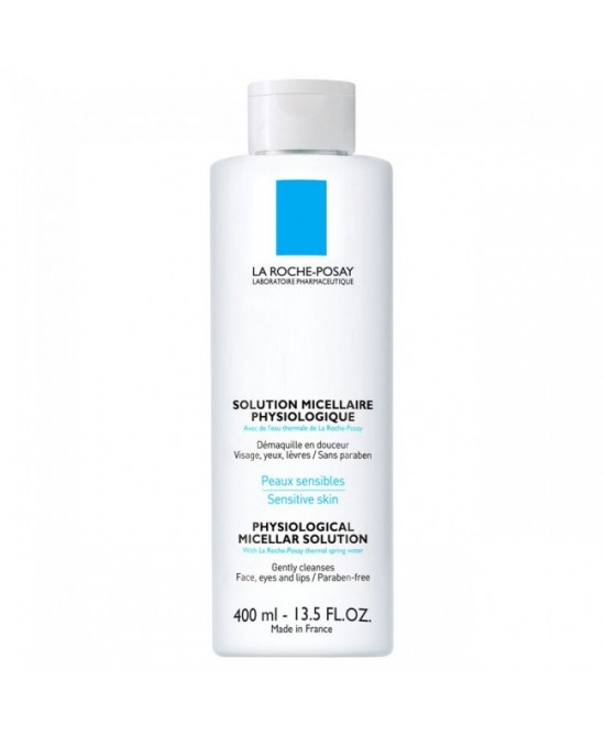 La Roche-Posay Physiological Cleansers Acqua Micellare 400ml - FARMAPRIME