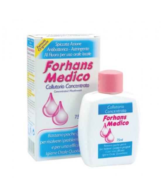 Forhans Forhans Medico Collutorio 75 ml