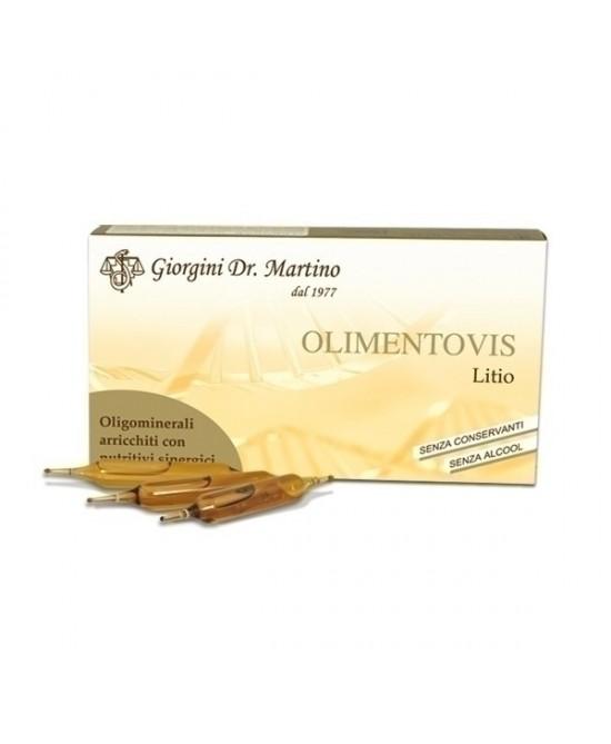 Dr. GIorgini Litio Olimentovis Integratore Alimentare 60ml - Farmacia 33