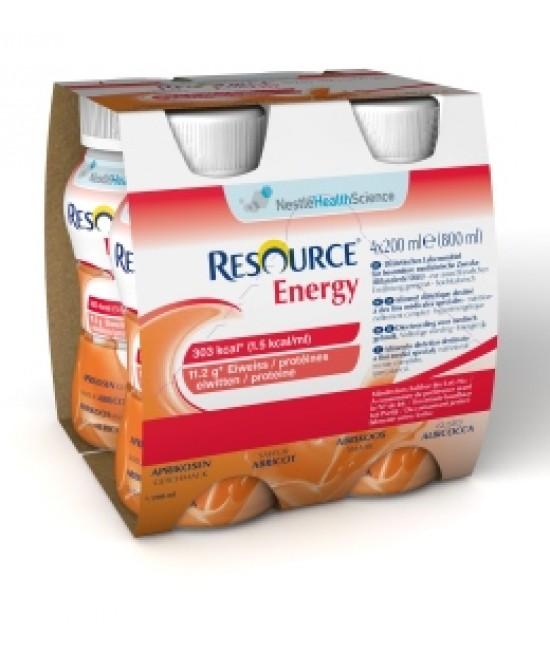 RESOURCE ENERGY CIO 4X200ML-913661979