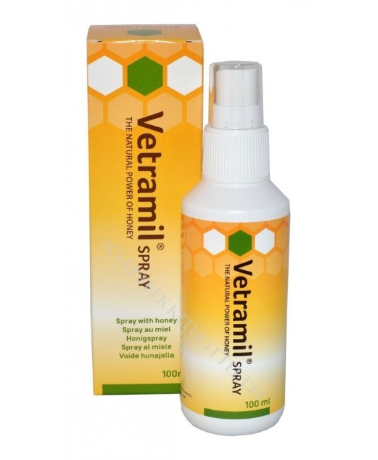 VETRAMIL SPRAY 100ML - Carafarmacia.it