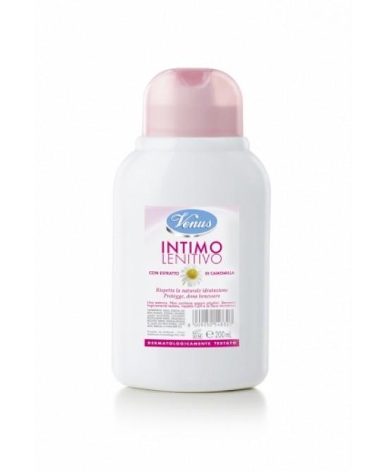 Venus Intimo Lenitivo Detergente Con Camomilla 200 ml