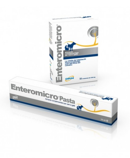 Drn Enteromicro 32 Compresse - Farmafamily.it