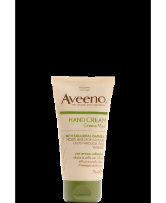 Aveeno Crema Mani Con Avena Colloidale 75ml - Farmacistaclick