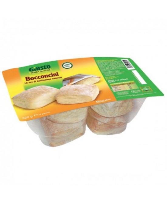 Giusto Bocconcini Senza Glutine 220g