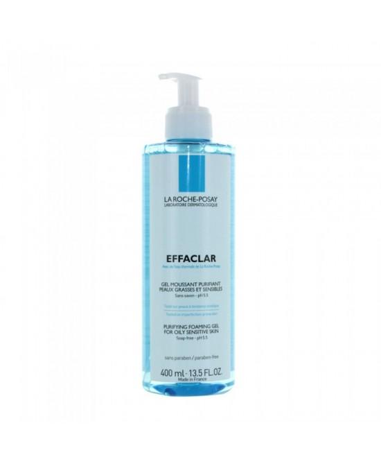 La Roche-Posay Effaclar Gel Schiumogeno Purificante 400ml - Farmapage.it