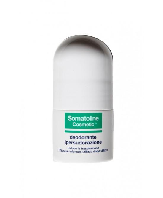 Somatoline Cosmetic Deodorante Ipersudorazione Roll-On 30ml - Farmastar.it