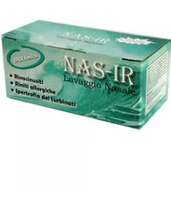 Nasir Lav Nas Ipert 8sac+1blis - Farmafamily.it