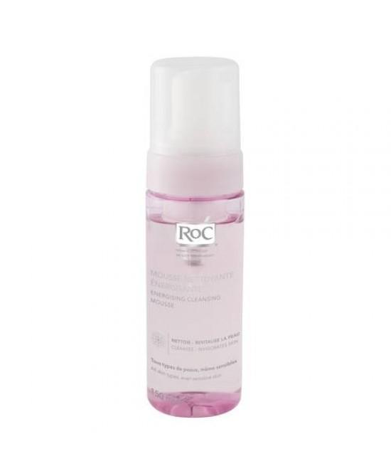 Roc Mousse Detergente Energizzante 150ml