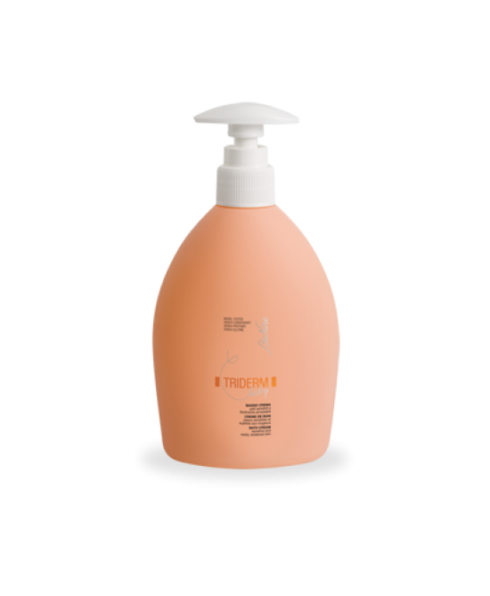 BioNike Triderm Baby Bagno Crema 500ml - farma-store.it