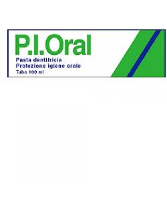 Pi Oral Pasta Dentifricia