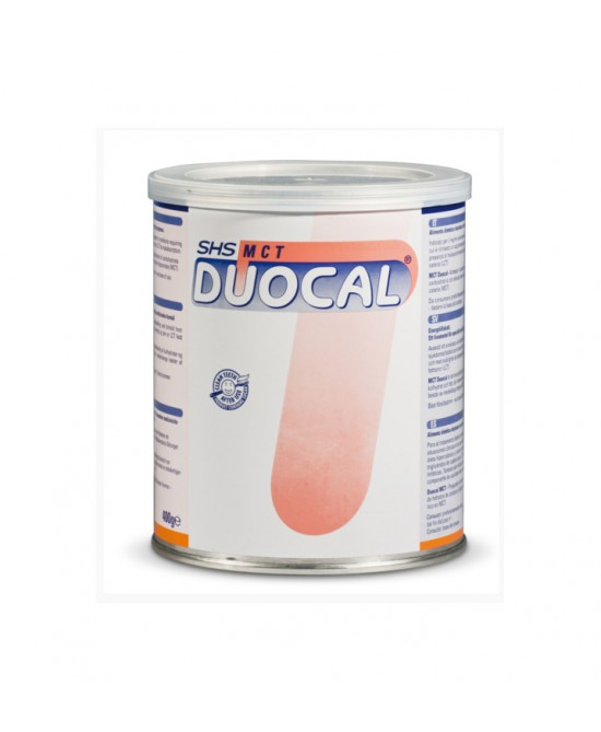 MCT Duocal Integratore Alimentare 400g - FARMAPRIME