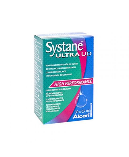 Alcon Systane Ultra Ud Collirio Lubrificante 30 Flaconcini 0,7ml - Farmacia 33