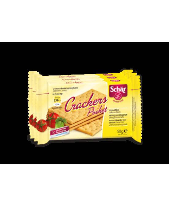 Schar Crackers Pocket Senza Glutine 150g (3x50g) - Farmawing