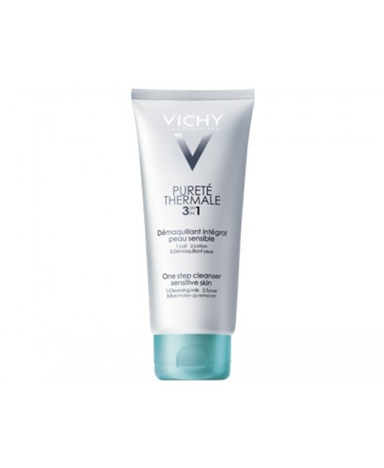 Vichy Pureté Thermale Struccante Integrale 3 In 1 300ml - Farmaunclick.it