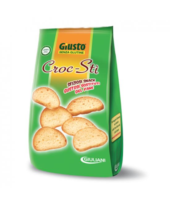Giusto Croc-Stì Crostini Senza Glutine 75g