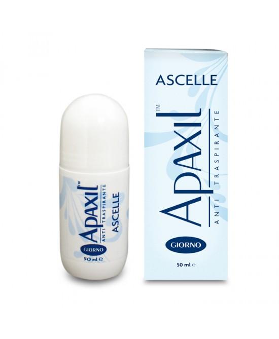 Apaxil Roll-on Deodorante Antitraspirante Ascelle Giorno 50 ml