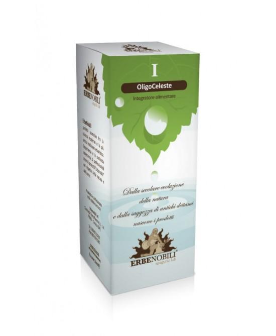Erbenobili Iodio (I) Oligoceleste 50 ml