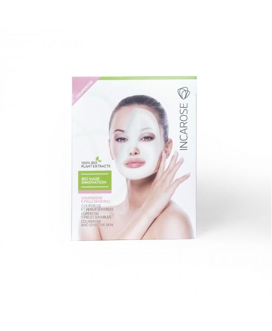 Incarose Bio Mask Innovation Couperose/Pelli Sensibili Trattamento Viso 17ml - Farmawing