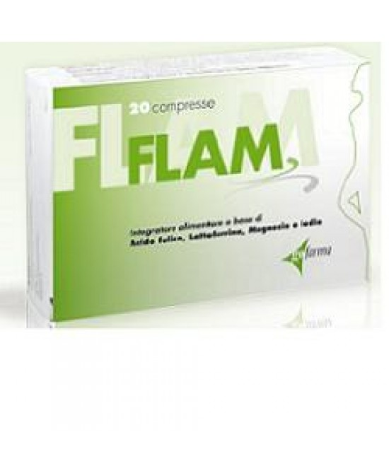 Flam Integratore 20 compresse