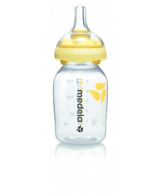 Medela Calma Bottiglia Con Dispositivo Per La Somministrazione Del Latte 150ml - Zfarmacia
