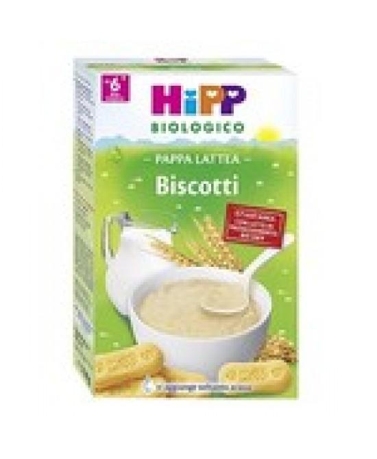 Hipp Biologico Pappa Lattea Biscotti 250g - Farmabellezza.it
