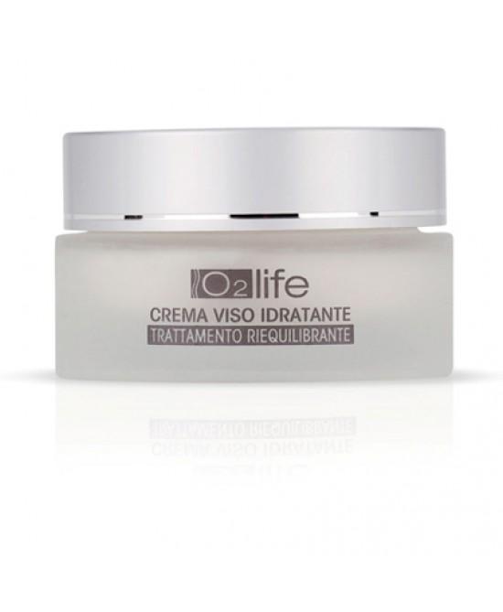 O2Life Crema Viso Idratante 50 ml