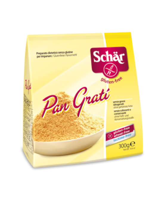 Schar Pan Gratí Preparato Per Impanare Senza Glutine 300g - Farmawing
