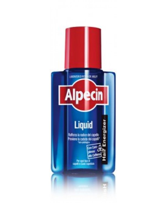 Alpecin Energizer Liquid Tonico Dopo Shampoo - Zfarmacia