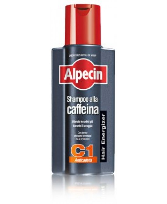 Alpecin Shampoo Alla Caffeina - Zfarmacia