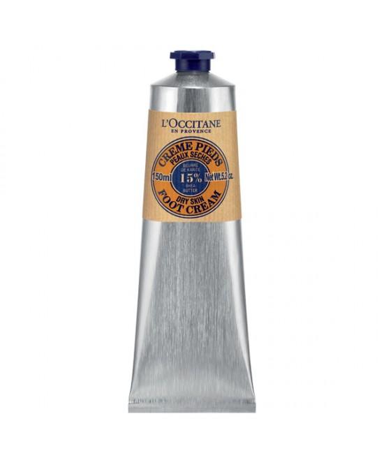 L'Occitane Crema Piedi Karitè 150ml - La farmacia digitale