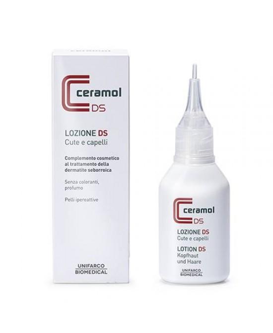 Ceramol Ds Lozione 50ml - Farmaciaempatica.it