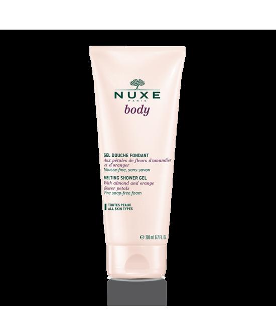 Nuxe Body Gel Douche Fondant Detergente Doccia Fondente Senza Sapone 200ml - Farmastar.it