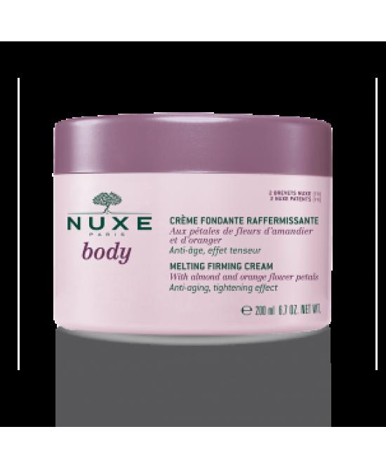 Nuxe Body Creme Fondante Rassodante Corpo 200ml - La tua farmacia online