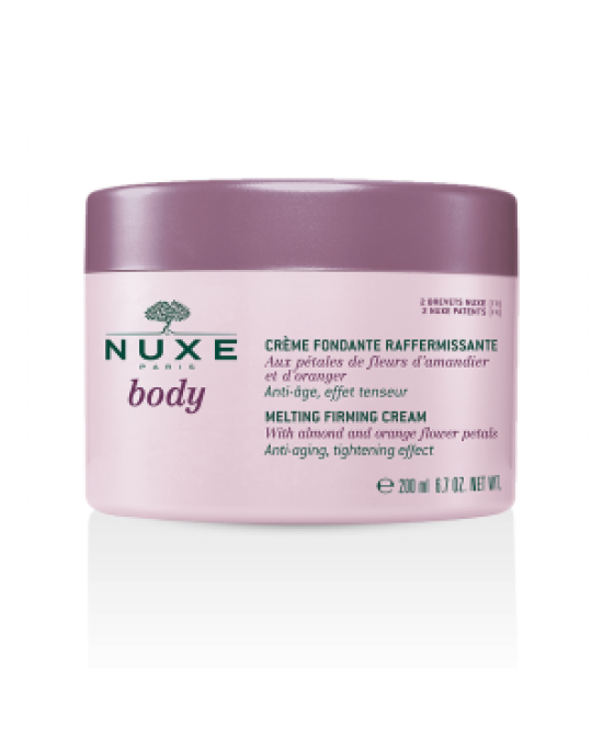 Nuxe Body Creme Fondante Rassodante 200ml - Farmastar.it